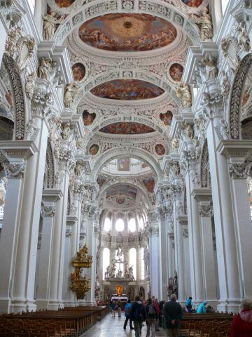 Regensburg & Passau