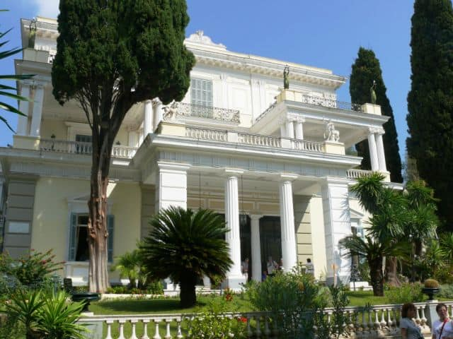 Corfu – In The Greek Isles