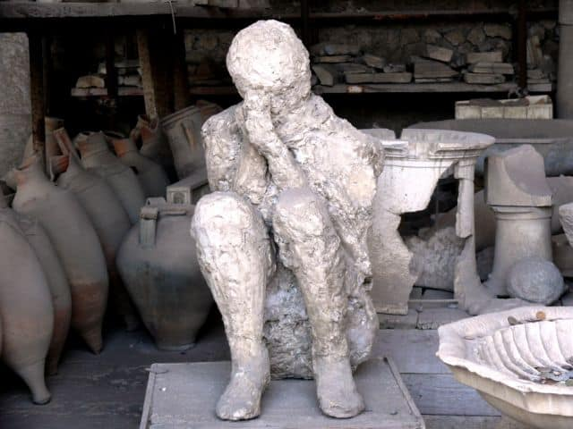 Sorrento & Pompeii