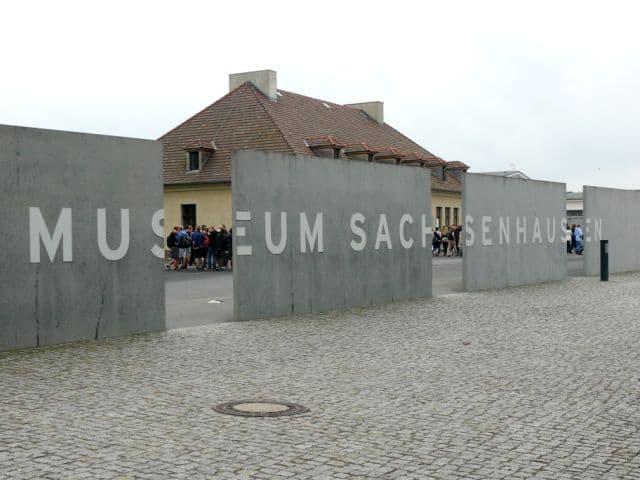 Berlin & Sachsenhausen
