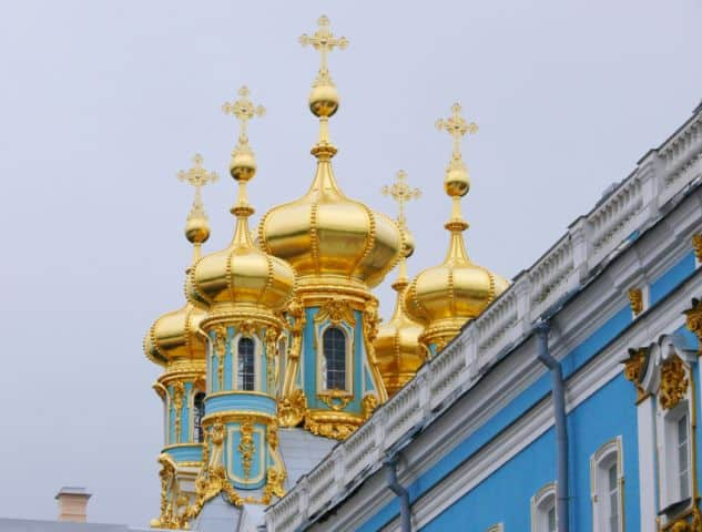 Glorious St Petersburg, Russia