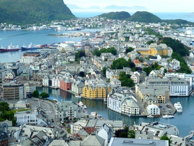Alesund – Norwegian Fjords