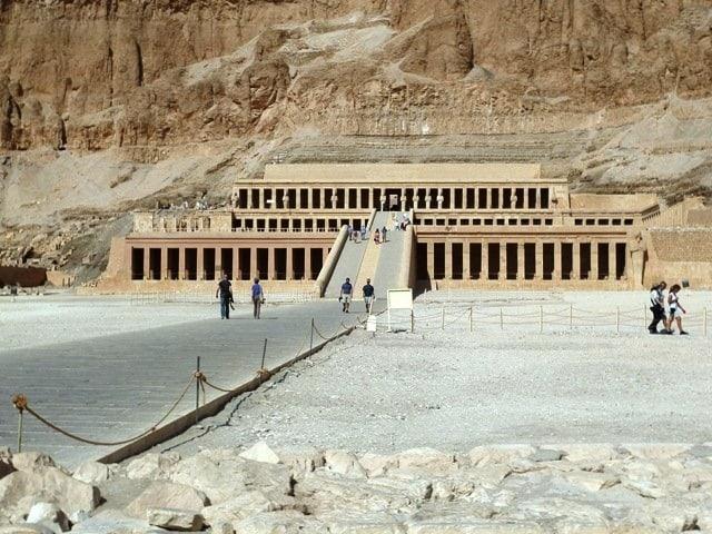 Kom Ombo … Edfu … Luxor