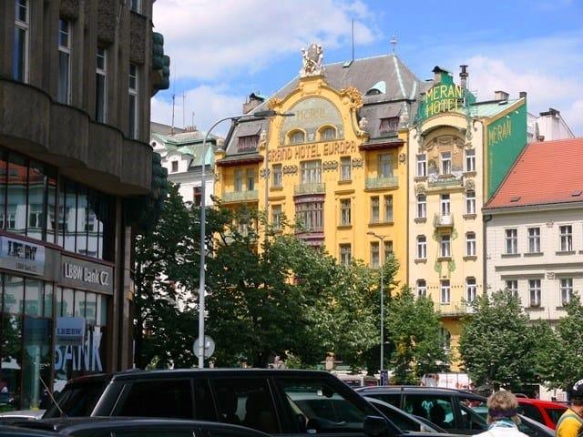 Prague – Salzburg – Oberammergau