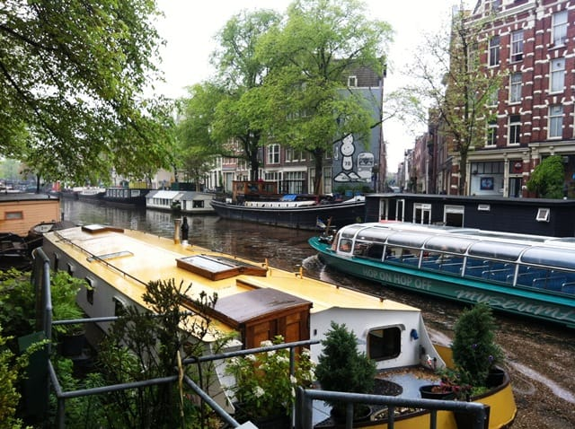 Going Dutch In Amsterdam