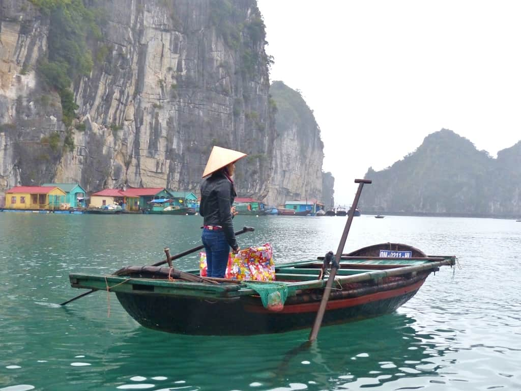 Halong in the Mist