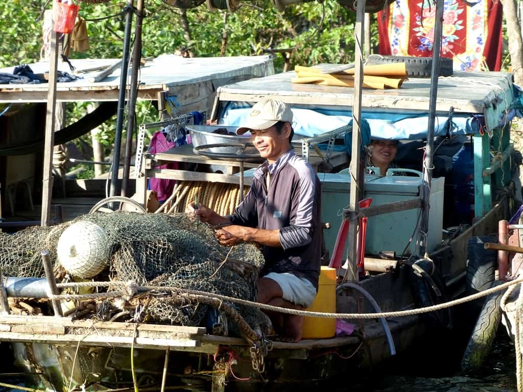Midlife Madness on the Mekong