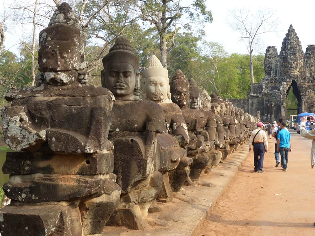The Great Temples Of Angkor