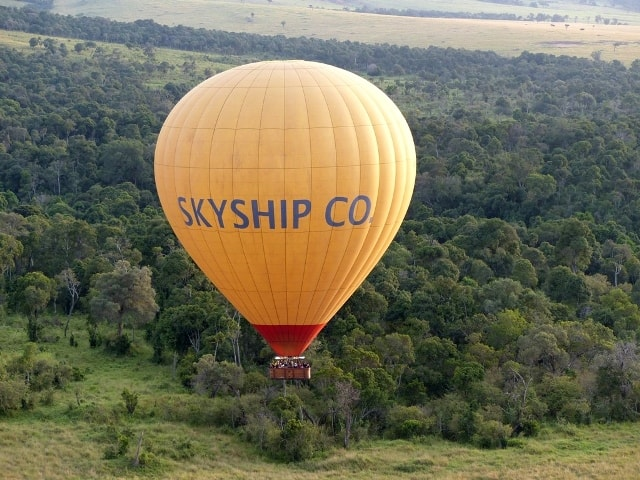 Masai Mara Highlights …