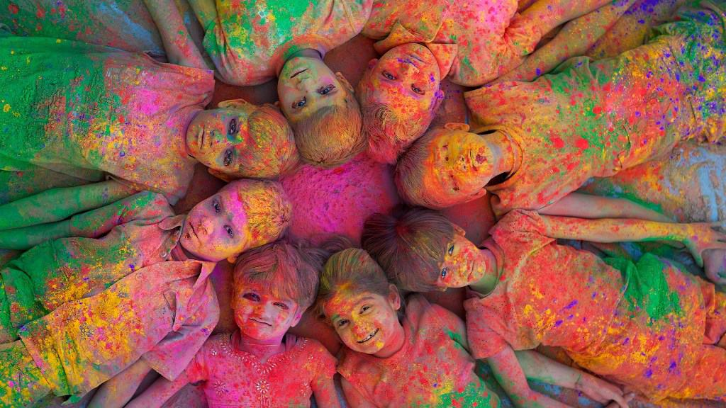 Delhi & The Festival Of Colours