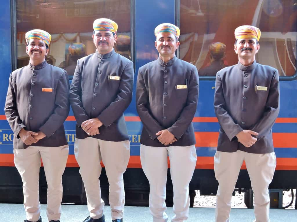 The Royal Rajasthan On Wheels