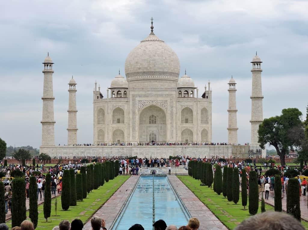 The Incomparable Taj Mahal