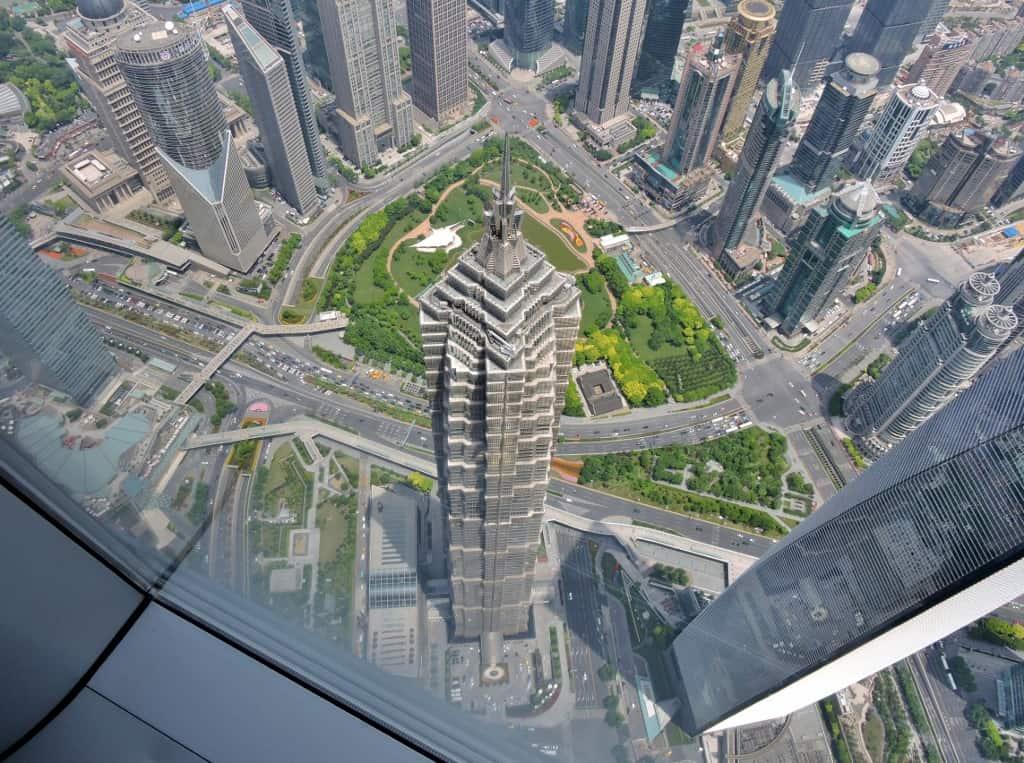 Dazzlingly Shanghai …