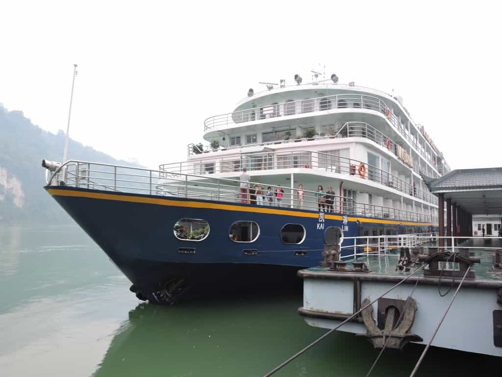 Yangtze Cruising – Day #3