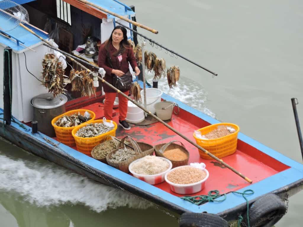 Yangtze Cruising – Day #2