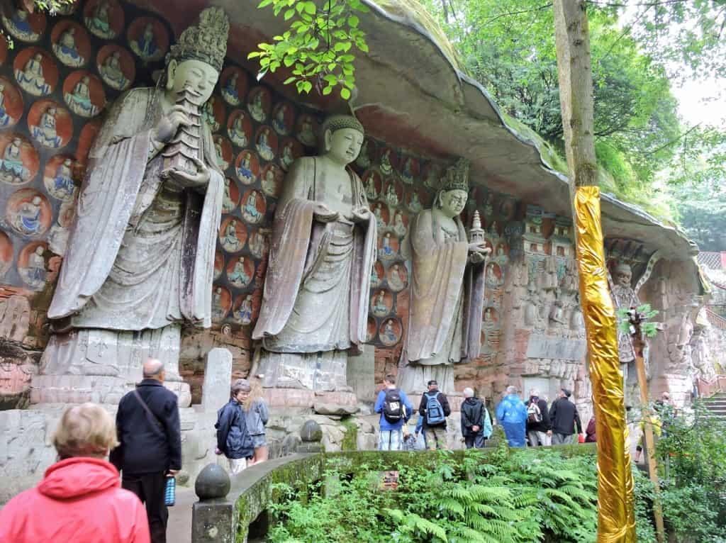 Dazu & Chengdu