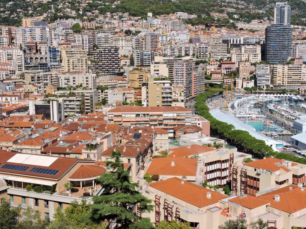 Marseilles & Monte Carlo