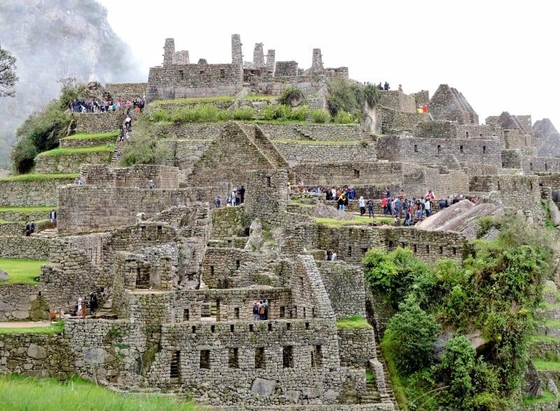 Mysterious Machu Picchu
