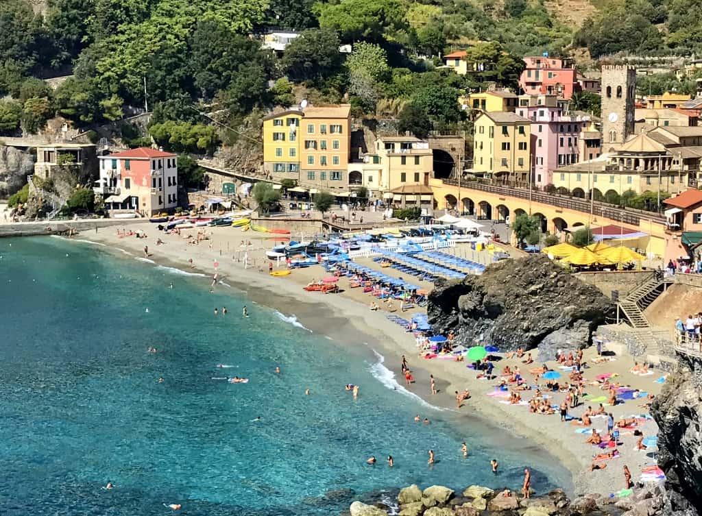 Santa Margherita & The Cinque Terre