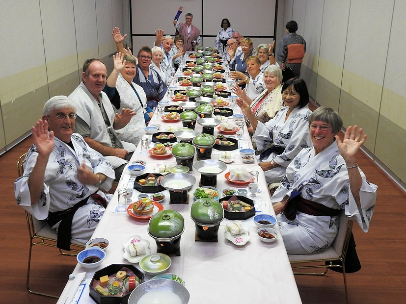 Midlife Madness in Japan