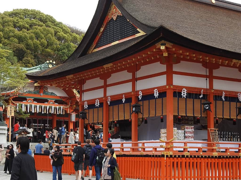 Kyoto: Japanese Temple-Town