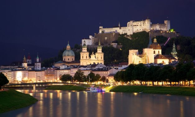 Midlife Madness on the Danube & Rhine