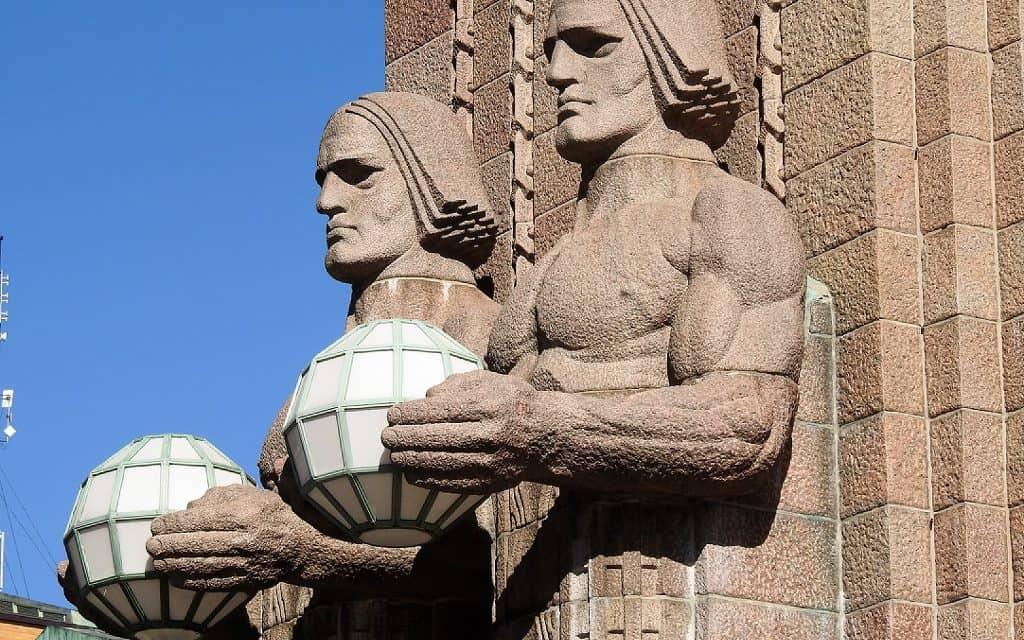 Finland's Helsinki & Sweden's Stockholm