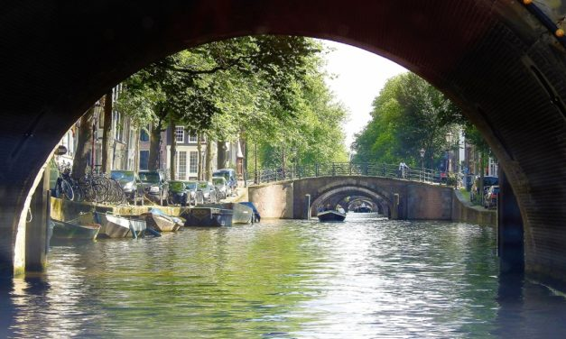 Amsterdam: Last but not Least