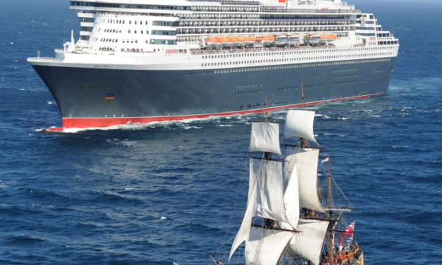 Midlife Madness on the Queen Mary 2